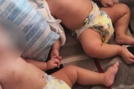 goias bebes encontrados com sinais de maus-tratos cidade ocidental