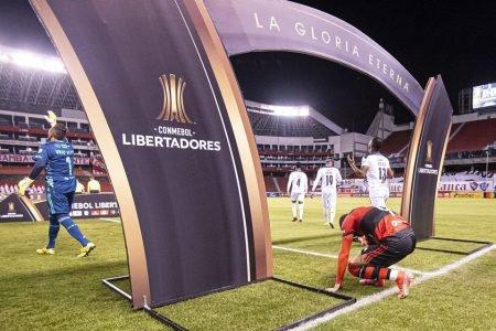Gabigol na Libertadores