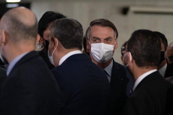 Bolsonaro no Congresso
