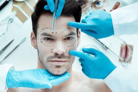 Botox homem