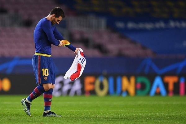 Messi camisa do PSG