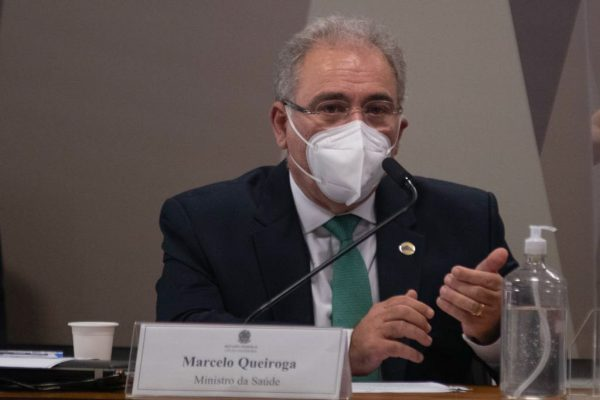 ministro saude marcelo queiroga CPI da covid no senado federal 2