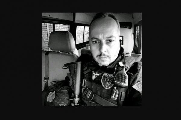 André Frias, policial civil morto em operação no Jacarezinho, Rio de Janeiro