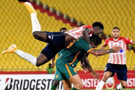 Fluminense x Junior Barranquilla