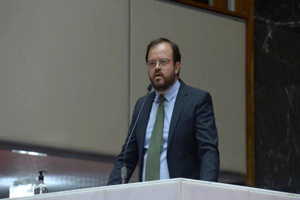 Deputado estadual Novo-MG Bartô
