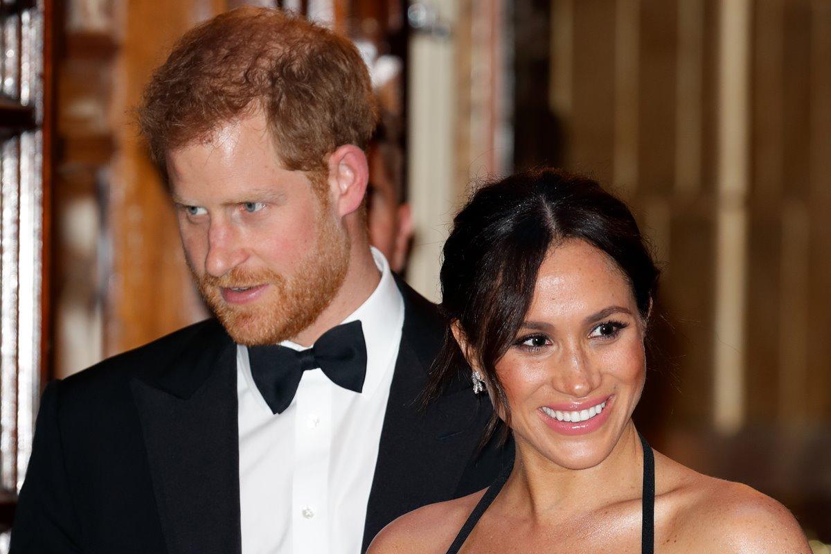 Príncipe Harry e Meghan Markle_1