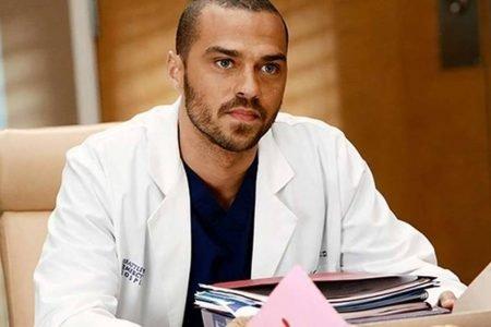 Jesse Williams em Grey's Anatomy