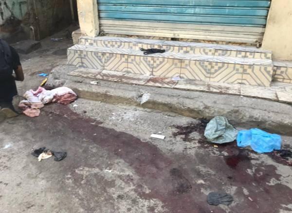 Imagens mostram banho de sangue em operação policial no Jacarezinho