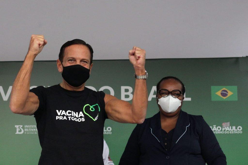 Doria vacina são paulo