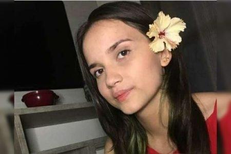 Anny Karollyni da Rocha Vieira, 14 anos