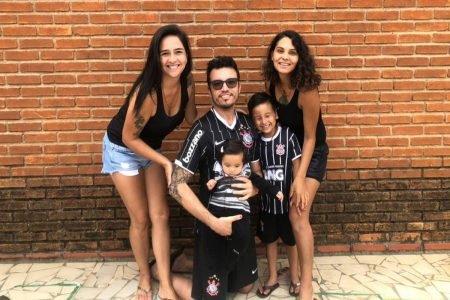 Jonathan Dias Rezende, Marilia Gabriela Camargo Rezende e Natali Júlia Fortes Cardoso Silva são os pais de Raoni, de 5 anos, e de Aurora