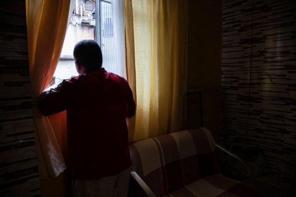 Morador que denuncia que dois jovens foram executados no Jacarezinho