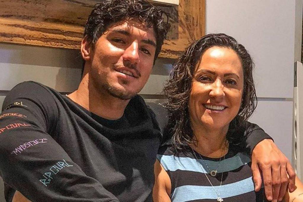 Simone Medina, mãe de Gabriel Medina