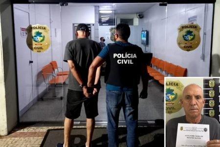 goias idoso preso por golpe em precatorio