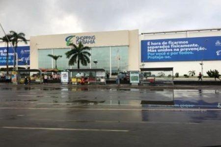 Shopping em Salvador