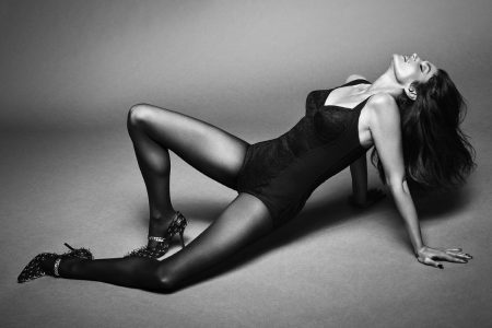 Cindy Crawford em ensaio para Vogue Brasil