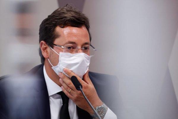 Wajngarten: governo levou 2 meses para responder carta da Pfizer
