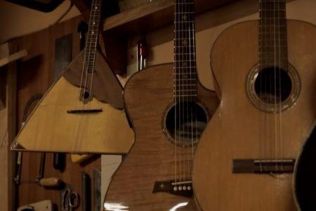 Instrumentos musicais russos