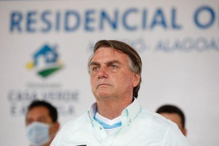 Bolsonaro em Alagoas