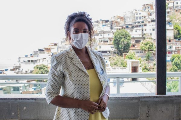 deputada estadual Renata Souza (PSol-RJ)