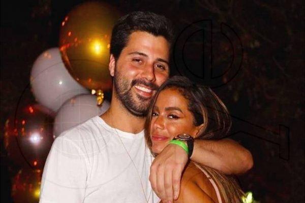 Anitta assume namoro com bilionário norte-americano Michael Chetrit