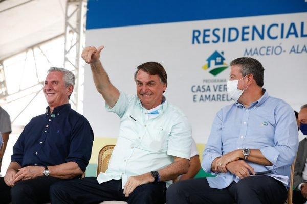 Collor, Bolsonaro e Lira