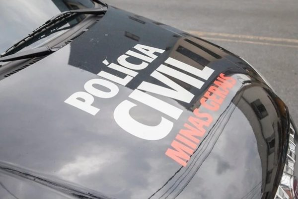 Viatura de Polícia Civil MG