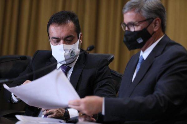 Governador Cláudio Castro anuncia reformulação de UPPs no TJ