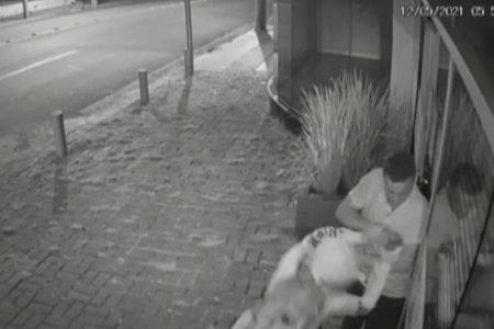 goias mulher luta contra assaltante e é salva por motorista de onibus