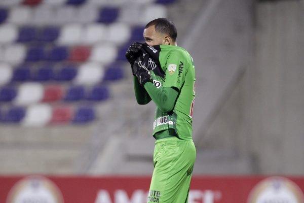 Éverson Atlético-MG
