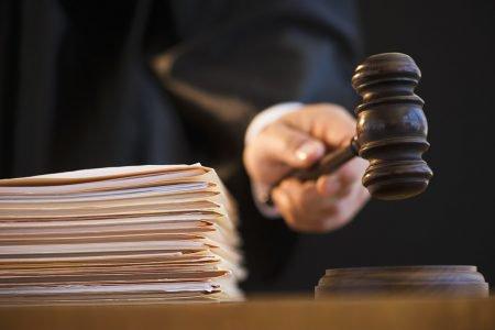 Imagem ilustrativa de juiz em atuação