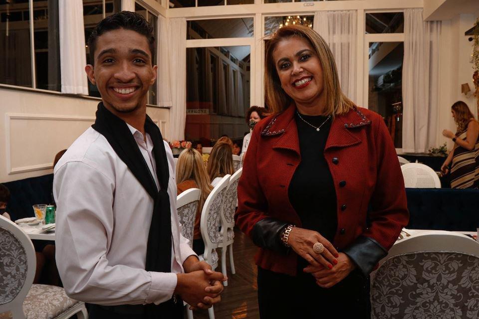 Marcelo Rocha e Vanessa von Glehn