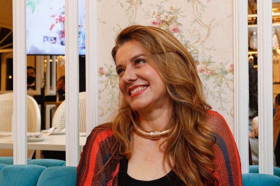 Chef Leninha Camargo