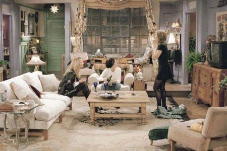 Monica, Rachel e Phoebe
