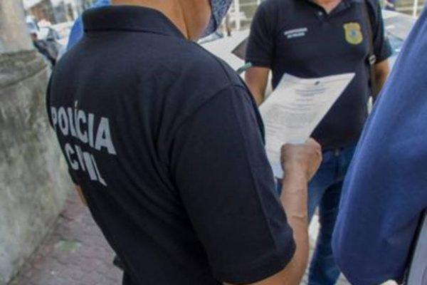 Polícia civil da bahia