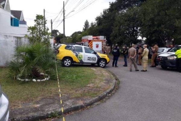 duplo homicídio em Curitiba