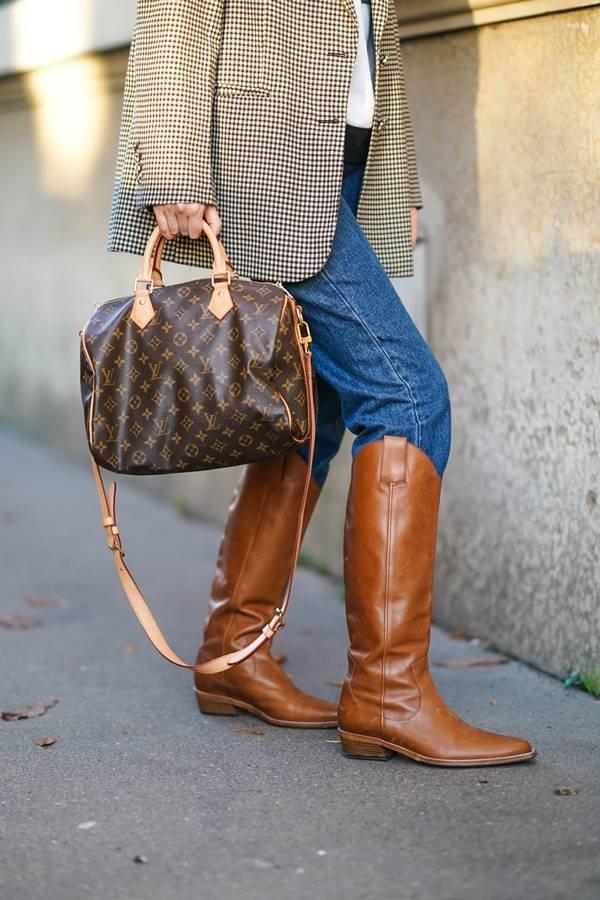 Bolsa Speedy, da Louis Vuitton