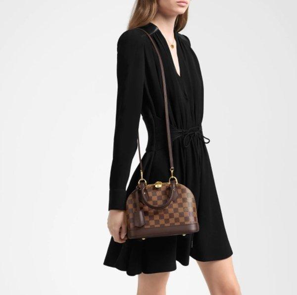 Bolsa Alma BB, da Louis Vuitton