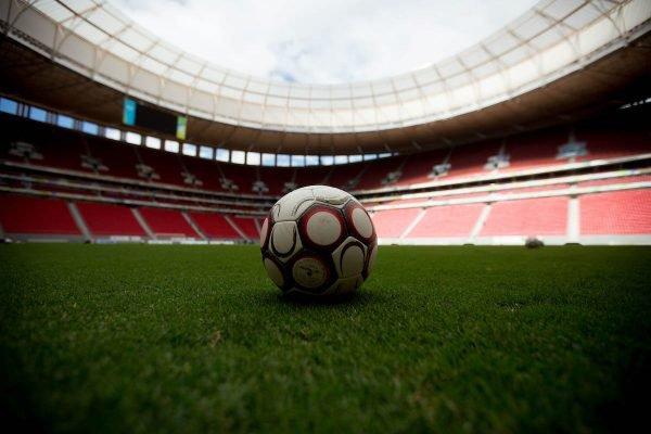 estadio mane garrincha futebol jogo bola