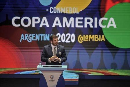 Copa América Argentina e Colômbia 2020