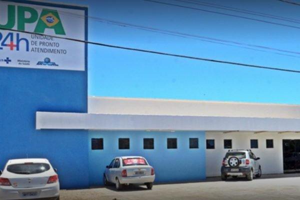 UPA da cidade de Sousa na Paraíba