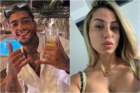 MC Kevin e Bianca Domingues