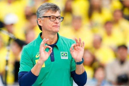 Renan Dal Zotto seleção de vôlei