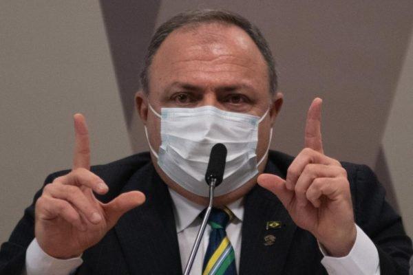 CPI DA Pandemia. Depoimento do ex-ministro da Saúde Eduardo Pazuello
