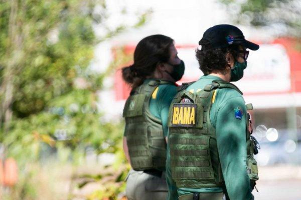 Funcionarios Ibama Brasil