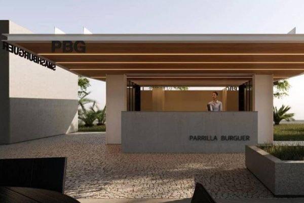 Parrilla Burger, Aeroporto de Brasília