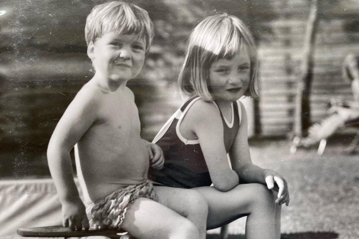 Charles Spencer e princesa Diana