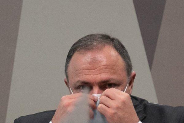 CPI COVID SENADO FEDERAL ex ministr pazuello