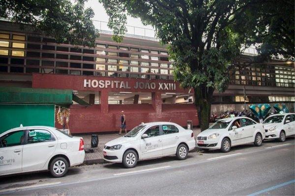 Hospital João 23 em Belo Horizonte