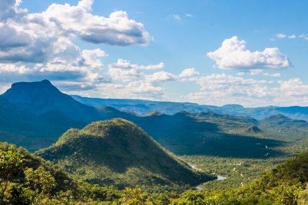 Sítio Kalunga, em Goiás, na região da Chapada dos Veadeiros